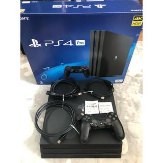 PlayStation4 - PlayStation 4 pro 1T