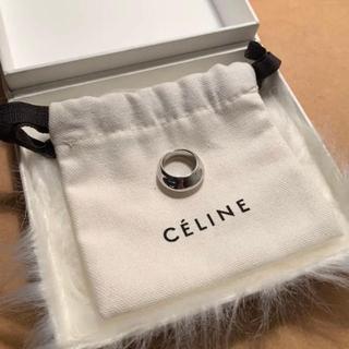セリーヌ(celine)のCELINE フィービー プレシャスリング 付属あり(リング(指輪))