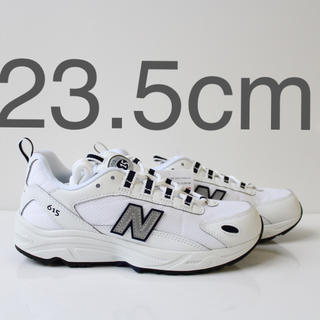 New Balance - 新品 ニューバランス ML615 NRT ホワイト 23.5cm
