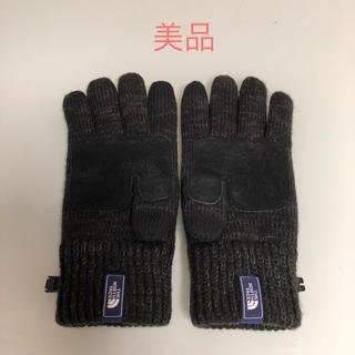 ザノースフェイス(THE NORTH FACE)のノースフェイス  ☆ 手袋 ☆ レディース ☆ 美品(手袋)