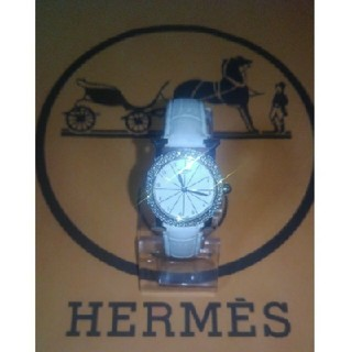 Hermes - HERMES・diamond・bezel