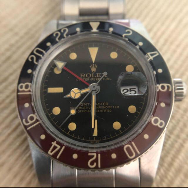 ウブロ 一 番 高い - ROLEX - アンティーク GMT 6542  パンナムの通販 by chibi1019's shop