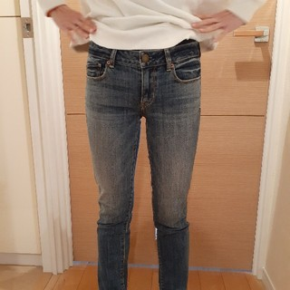 American Eagle - AMERICAN EAGLE OUTFITTERS スキニーストレッチ