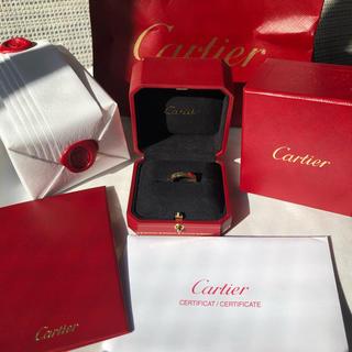 カルティエ(Cartier)のカルティエ ラニエール イエローゴールド K18 6号(リング(指輪))