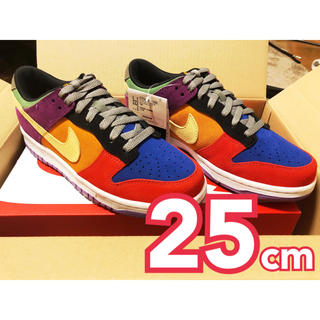 ナイキ(NIKE)のNIKE DUNK LOW  VIOTECH  crazydunk(スニーカー)