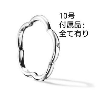 シャネル(CHANEL)のカメリア コレクション リング(リング(指輪))