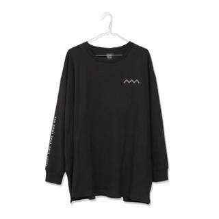 トリプルエー(AAA)のAAA ロングスリーブTシャツ Lサイズ(Tシャツ/カットソー(七分/長袖))