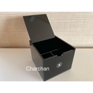 CHANEL - CHANEL  ノベルティ  小物入れ  コットンケース