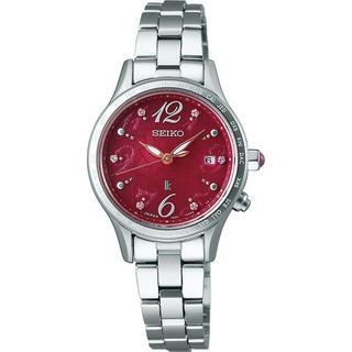 セイコー(SEIKO)のクリスマス限定モデル セイコー ルキア SSVV043(腕時計)