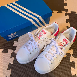 アディダス(adidas)のadidasスタンスミス♡ピンク(スニーカー)