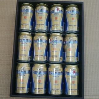 サントリー(サントリー)のプレミアムモルツ 350ml×12本(ビール)