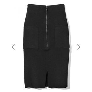 GRL - GRL♡スリットニットタイトスカート