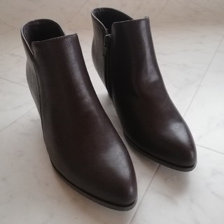 ヴェリココ(velikoko)の未使用!!velikoko ヴェリココ ショートブーツ ブーティ 25.5cm (ブーティ)