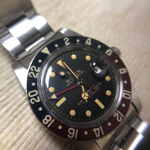ウブロ 時計 ビッグバンキング 、 ROLEX - アンティーク GMT 6542  の通販 by chibi1019's shop