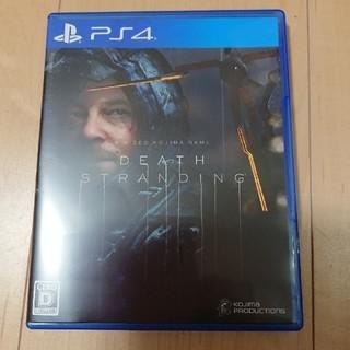 PlayStation4 - PS4 DEATH STRANDING デスストランディング