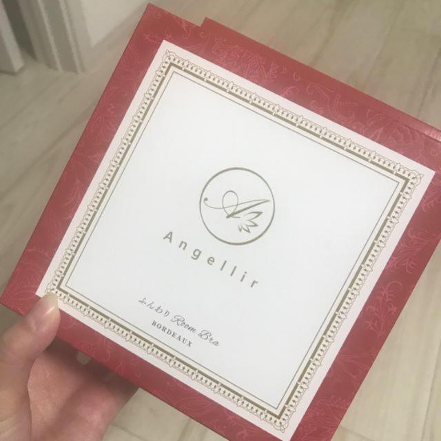 アンジェリール クリスマス特価 レディースの下着/アンダーウェア(ブラ)の商品写真