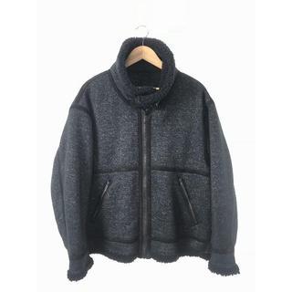 アンユーズド(UNUSED)のUNUSED × B&Y UNITED ARROWSのジャケット(フライトジャケット)