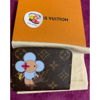LOUIS VUITTON - ルイヴィトン ジッピーコインパース ヴィヴィエンヌ 未使用