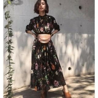 Ameri VINTAGE - Ameri VINTAGE COCO FLOWER DRESS