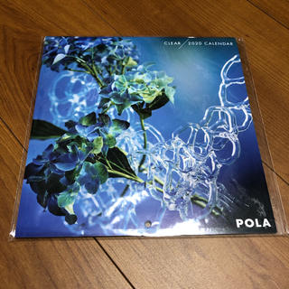 ポーラ(POLA)の☆新品未開封 POLA 2020 カレンダー☆(カレンダー/スケジュール)