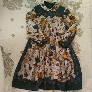 JaneMarple - ジェーンマープル Stay goldのコレットドレス