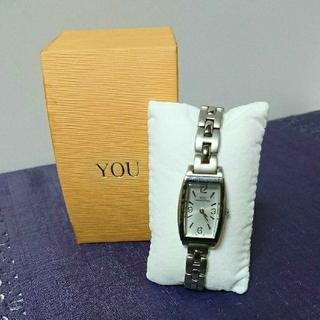 オリエント(ORIENT)の『YOU』☆オリエントウォッチ(腕時計)