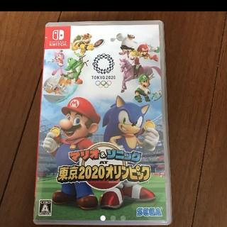 Nintendo Switch - マリオ&ソニック オリンピック