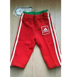 アディダス(adidas)のアディダス パンツ 長ズボン 80 adidas(パンツ)