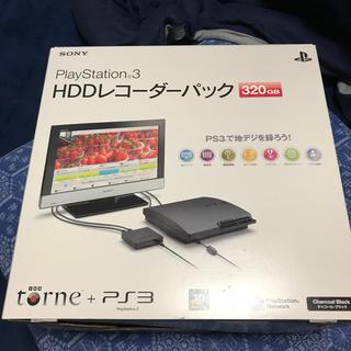 プレイステーション3(PlayStation3)のSONY PlayStation3 HDDレコーダーパック CEJH-10017(家庭用ゲーム機本体)