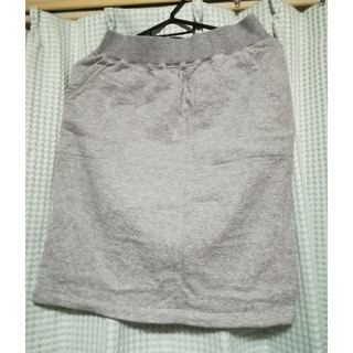 ユナイテッドアローズ(UNITED ARROWS)のスウェットスカート(ひざ丈スカート)
