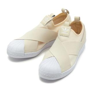 adidas - アディダス スリッポン ひもなし スニーカー