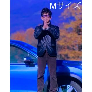 RRL - 『グランメゾン東京』木村拓哉さん着用 レザーカーコート