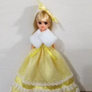 リカちゃんの服  ハンドメイドドレス