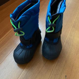 コロンビア(Columbia)のコロンビア Columbia スノーブーツ 子ども用 美品 14㎝(長靴/レインシューズ)