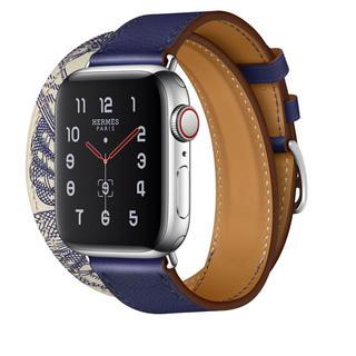 アップルウォッチ(Apple Watch)のApple Watch Hermès GPS + Cellularモデル(腕時計(デジタル))