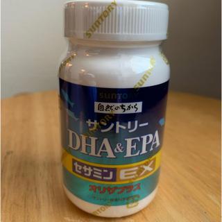 サントリー(サントリー)のSUNTORY DHA&EPA+セサミンEX 120粒(その他)