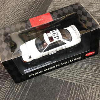 日産 スカイライン GT-R R32 静岡県警察高速道路交通警察隊 421