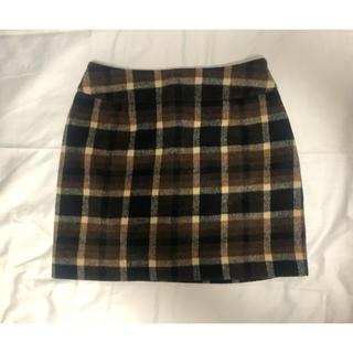 BEAMS - ビームス 台形スカート