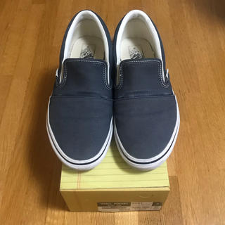 ヴァンズ(VANS)のVANS × BEAMS SSZ 「SLIP ON」(スニーカー)