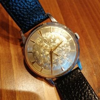 セイコー(SEIKO)のSEIKO セイコー UNIQUE DIASHOCK 17石 手巻き時計(腕時計)