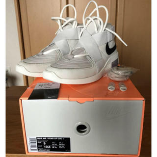 NIKE - nike  fear of god 美中古 27cm