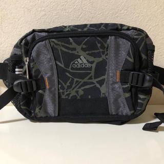 adidas - アディダス#ウエストバッグ