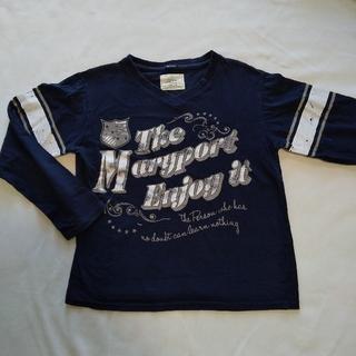 イッカ(ikka)のikka 130 長袖Tシャツ(Tシャツ/カットソー)