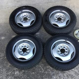 軽トラック用スタッドレスタイヤホイールセット(タイヤ・ホイールセット)