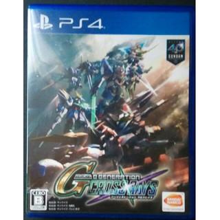 PlayStation4 - PS4 ジージェネレーション クロスレイズ 中古品
