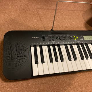 カシオ(CASIO)のCASIO キーボード CTKー240 49鍵盤(電子ピアノ)