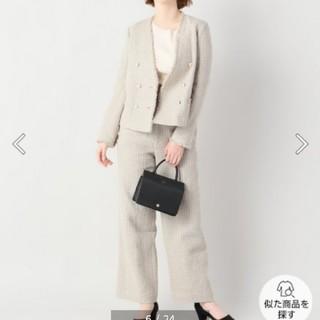 IENA - 美品 IENA セットアップ パンツスーツ