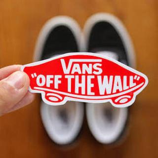ヴァンズ(VANS)のかわいい!Vans ステッカー アメリカ(その他)