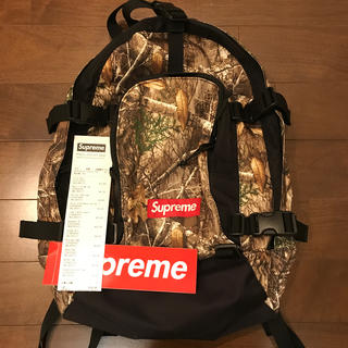 Supreme - 【定価以下‼️】2019SS week1 Supreme Back Pack
