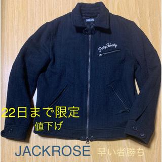 ジャックローズ(JACKROSE)のジャックローズ ☆ ジャケット 期間限定値下げ(ライダースジャケット)